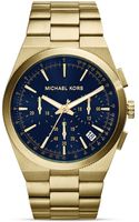 Michael Kors Mens Goldtone Channing Chronograph Watch 43mm - Lyst