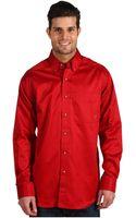 Ariat Solid Twill Shirt - Lyst