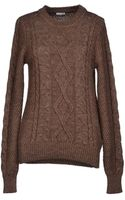 Gold Case Sweater - Lyst