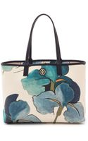 Tory Burch Kerrington Shopper - Persica - Lyst