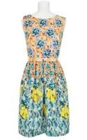 Mary Katrantzou Dress - Lyst