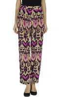 Alice By Temperley Casual Trouser - Lyst