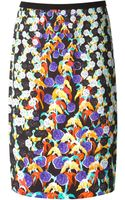 Peter Pilotto Erin Pencil Skirt - Lyst