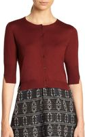Akris Punto Wool Sweater - Lyst