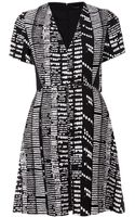Proenza Schouler Print Dress - Lyst