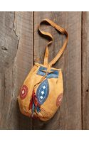 Free People Vintage Handmade Leather Bag - Lyst