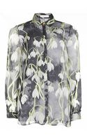 Matthew Williamson Snowdrop Silk Chiffon Shirt - Lyst