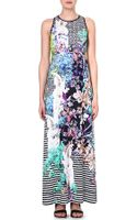 Clover Canyon Enchanted Garden Maxi Dress - Lyst