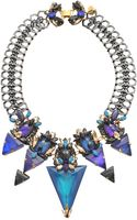 Erickson Beamon Talitha Necklace - Lyst