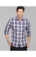 Gant Rugger Wind Blown Oxford Sport Shirt Slim Fit - Lyst