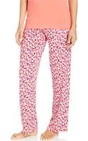 DKNY In A Heartbeat Pajama Pants - Lyst