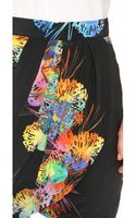 Yumi Kim Tulip Skirt Electric Reef - Lyst