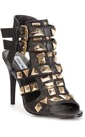Steve Madden Nyx Studded Heeled Sandals - Lyst