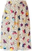 Chloé A-line Skirt - Lyst