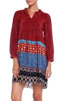 Tolani Savanah Printed Dress - Lyst