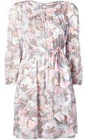 Marc Jacobs Forest Print Dress - Lyst