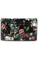 McQ by Alexander McQueen Festival Floral Cross Body Bag - Lyst