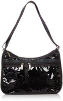 Lesportsac Deluxe Everyday Bag in Black Shine - Lyst