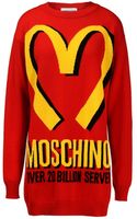 Moschino Short Dress - Lyst