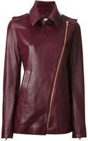 Altuzarra Stylised Biker Jacket - Lyst
