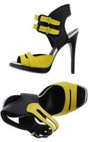 McQ by Alexander McQueen Sandals - Lyst