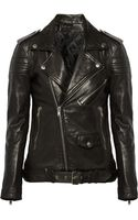 Blk Dnm 8 Leather Biker Jacket - Lyst