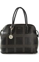 DKNY Studded Tote - Lyst