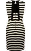 Sinequanone Striped Dress - Lyst