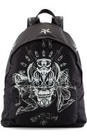 Givenchy Elmerinda Printed Nylon Backpack - Lyst