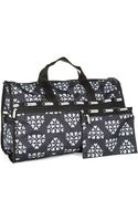 Lesportsac Plus Printed Large Weekender Bag - Lyst