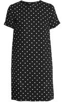 H&M Short Sleeved Dress - Lyst