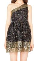 Pixie Market Studio Sequin Dress - Lyst