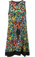Marc By Marc Jacobs Sleeveless Dress - Lyst