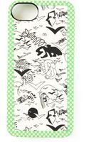 Marc By Marc Jacobs Doodle Print Iphone Case - Lyst