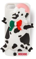 Moschino Cow Iphone 44 S Cover - Lyst