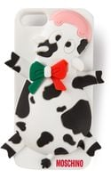Moschino Cow Iphone 5c Case - Lyst