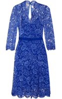 Temperley London Cleo French Lace Dress - Lyst