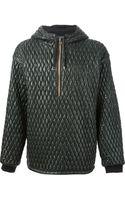 Dolce & Gabbana Quilted Sweatshirt - Lyst