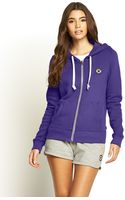 Converse Chuck Patch Hooded Top - Lyst