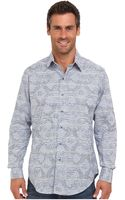 Robert Graham Angelo Long Sleeve Woven Sport Shirt - Lyst