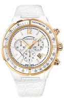 Versace Mens Dv One Ceramic Watch - Lyst