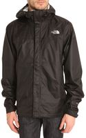 The North Face Venture Black Jacket - Lyst