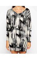 Diesel Mbuddis Cactus Print Dress - Lyst