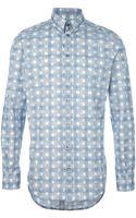 Dolce & Gabbana Circular Print Shirt - Lyst