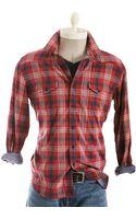 Lucky Brand Trestles Plaid Shirt - Lyst