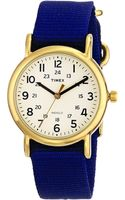 Timex® Weekender Mid Size Slip Through Strap Watch - Lyst