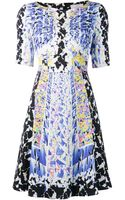 Peter Pilotto Emilia Dress - Lyst