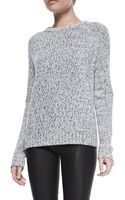 Theory Innis Knit Pullover Sweater  - Lyst