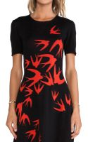 McQ by Alexander McQueen Flirty Dress - Lyst