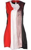 Maison Martin Margiela Short Dress - Lyst